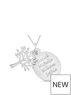 love-silver-love-silver-sterling-silver-family-tree-personalised-charm-necklace