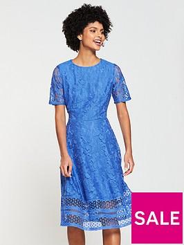 v-by-very-lace-jersey-midi-dress-cornflower-blue