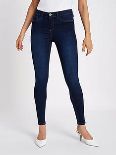 river-island-river-island-short-leg-molly-skinny-jeans--mid-auth