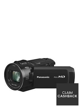 panasonic-hc-v800eb-knbspcamcorder-blacknbsppound30-cash-back-available