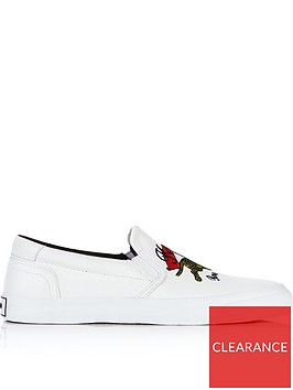 kenzo-skate-jumping-tiger-leather-trainersnbsp--white