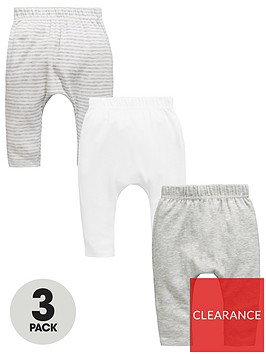 mini-v-by-very-baby-unisex-3pk-stripes-marl-joggers