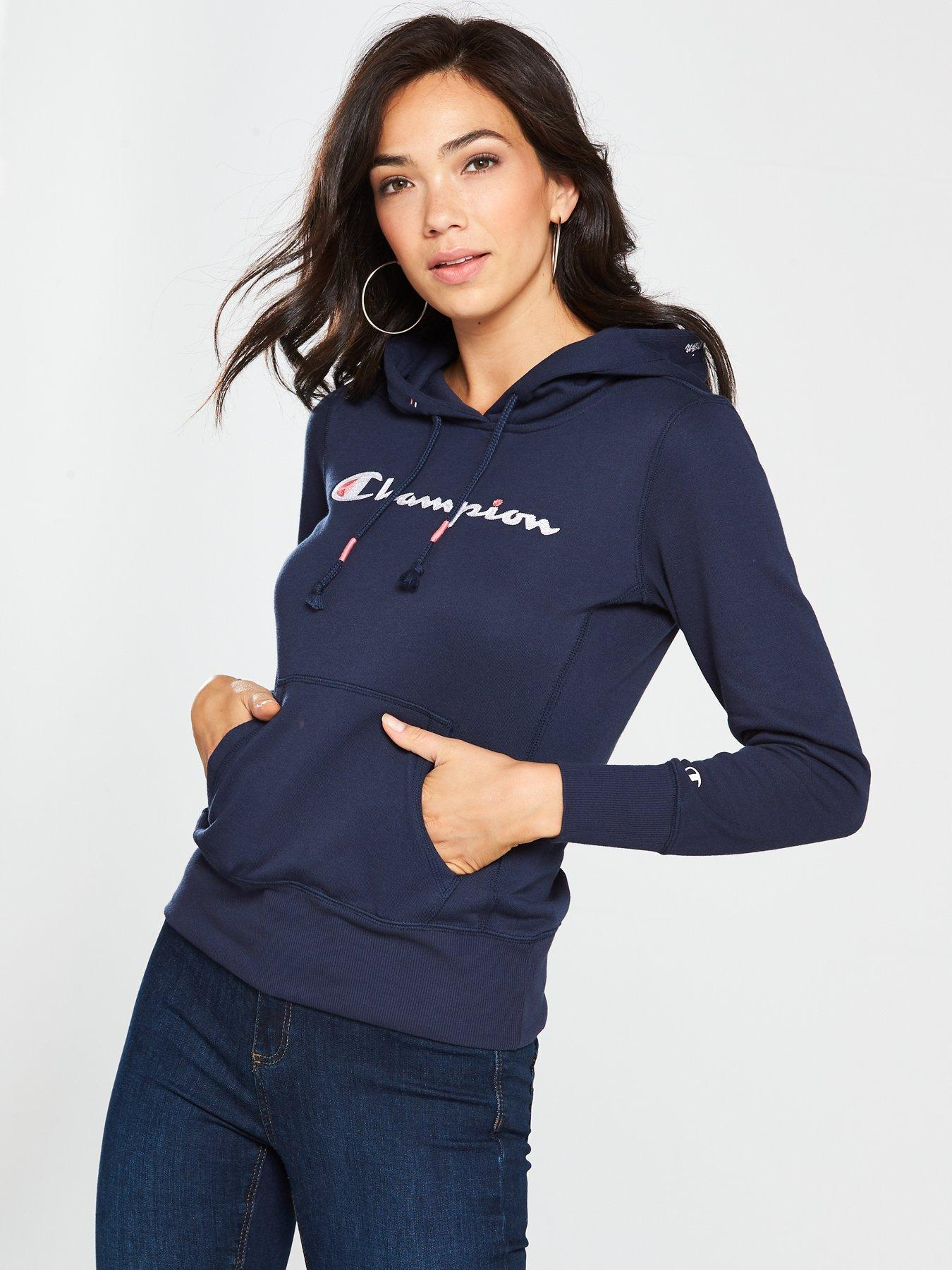 co Hooded Champion uk Sweat Navy Very w0xIxCqB