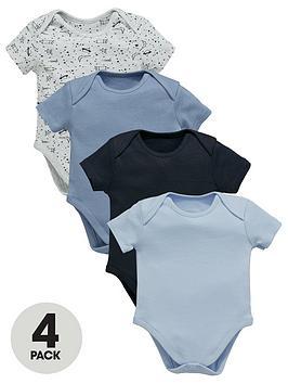 mini-v-by-very-baby-boys-4pk-short-sleeved-space-bodysuits