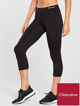 champion-capri-legging-blacknbsp