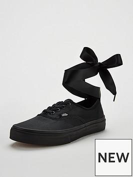 vans-vans-authentic-elastic-lace-junior-trainer