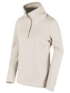 Regatta Solenne 1/4 Zip Fleece Top