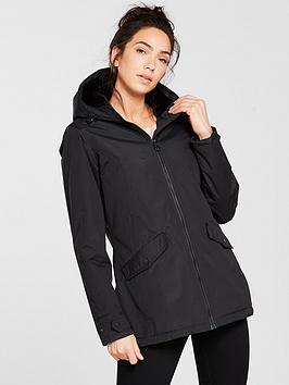 Regatta Bergonia Waterproof Jacket - Black