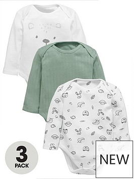 mini-v-by-very-baby-unisex-3pk-forest-animals-long-sleeved-bodysuits