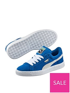 puma-suede-classic-junior-trainer