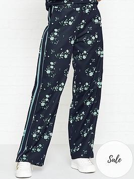 kenzo-cheongsam-flower-side-taped-trousers-navy