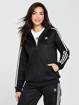 Adidas Originals Contemporary Track Top - Black