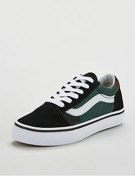 vans-old-skool-camo-junior-trainer