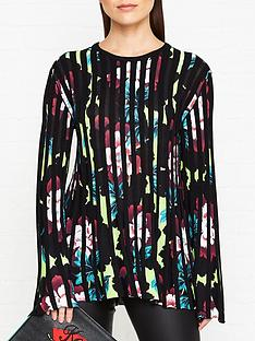 kenzo-floral-rib-knit-jumpernbsp--multicolour