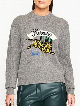 kenzo-jumping-tiger-intarsia-jumper-grey