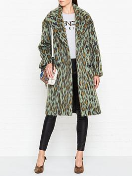 kenzo-leopard-print-double-breasted-coat-mint