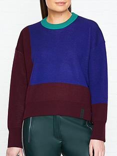 kenzo-reversible-cashmere-blend-colour-block-jumper-multicolour