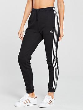 adidas-originals-regular-cuffed-track-pant-black