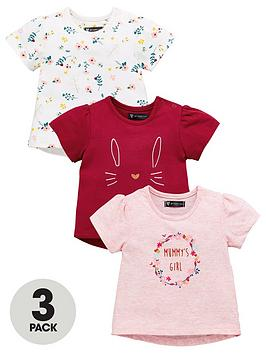 mini-v-by-very-baby-girls-3pk-mummys-girl-amp-bunny-tees