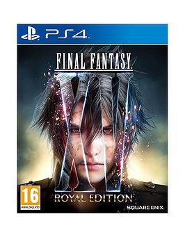 playstation-4-final-fantasy-15-the-royal-edition-ps4