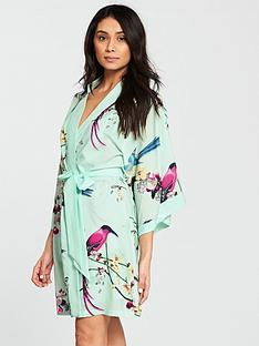 b-by-ted-baker-flight-of-the-orient-printed-kimono-green
