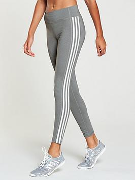 adidas-luxe-high-rise-3-stripe-tight-greynbsp