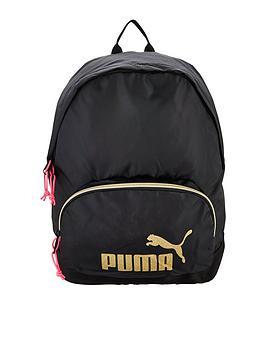 Puma Core Backpack - Black