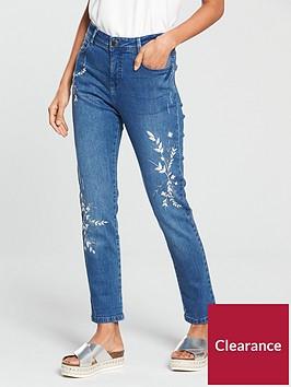 wallis-leaf-embroidered-jean-bluenbsp
