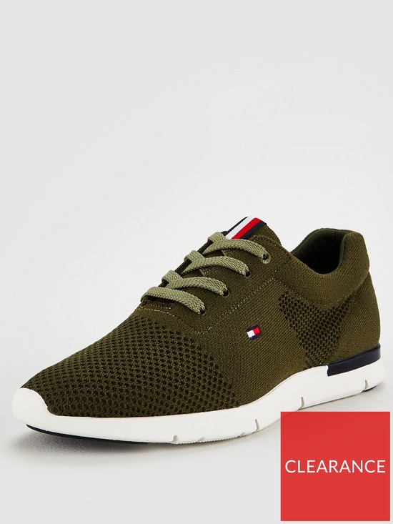 2555dcd2 Tommy Hilfiger Tobias Knit Trainer | very.co.uk