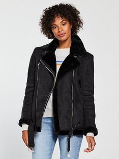 v-by-very-faux-shearling-biker-jacket
