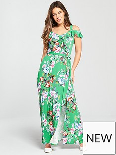 v-by-very-petite-cold-shoulder-maxi-dress