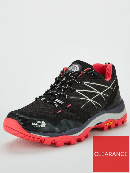 965293aee THE NORTH FACE Womens Hedgehog Fastpack GTX - Black   very.co.uk