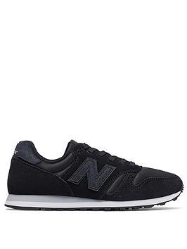 New Balance 373 Classic Running - Black