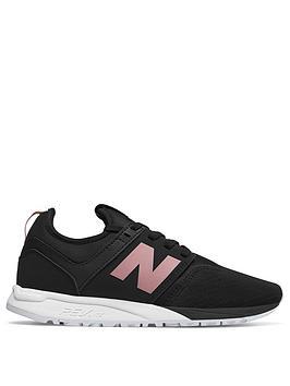 New Balance 247 - Black/Pink