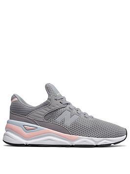 New Balance X90 - Grey/Pink
