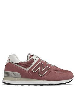 New Balance 574 Classic Running - Pink