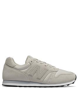 New Balance 373 Classic Running - Grey/White