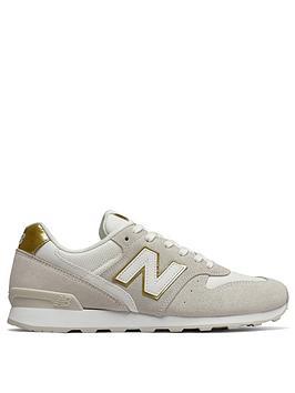 New Balance 996 Classic Running - Beige/Gold