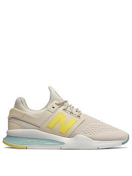 New Balance 247 - Grey/Yellow