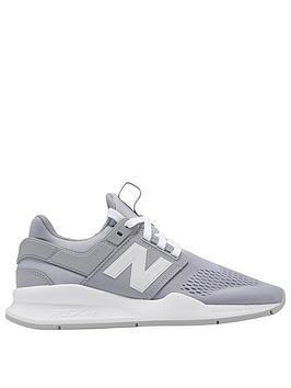 New Balance 247 Classic - Grey/White