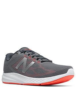 New Balance 490 V6 Speed Ride - Grey/Coral