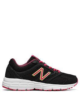 New Balance 460 V2 - Black/Pink