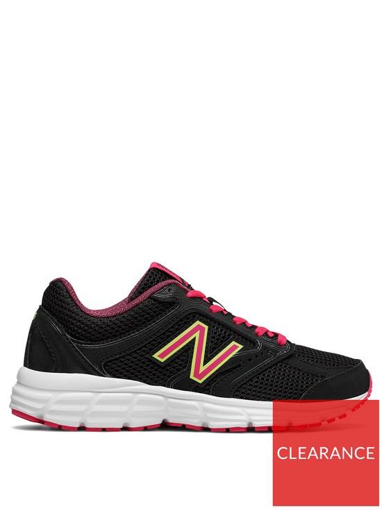 4a1569ebacd3 New Balance 460 V2 - Black Pink