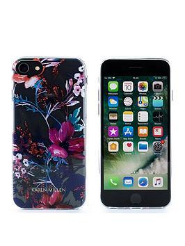 karen-millen-iphone-66s78-flowerclear-shell