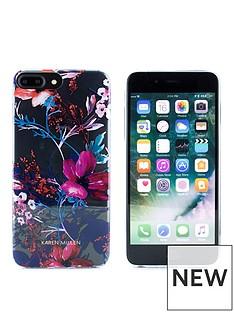 karen-millen-iphone-66s78-plus-flowerclear-shell