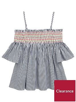 v-by-very-girlsnbspbardot-top-stripe