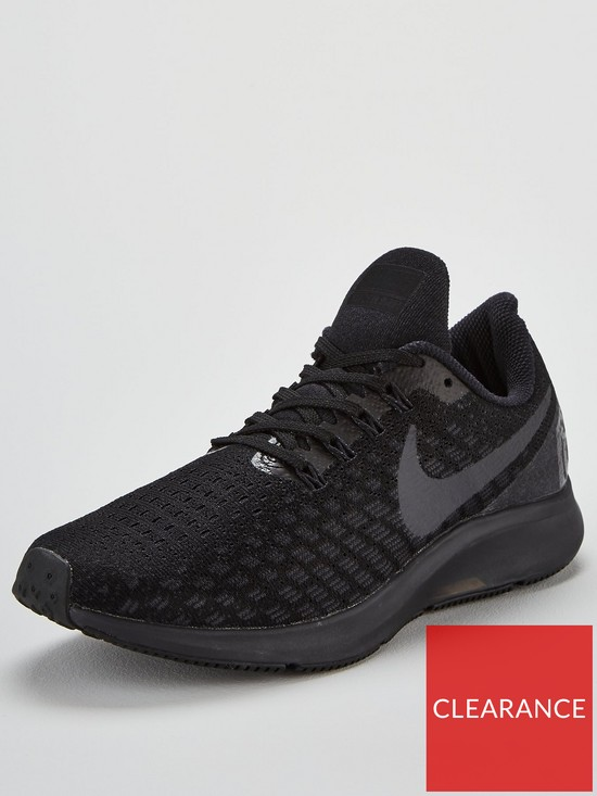 taille 40 0bc85 190a7 Air Zoom Pegasus 35 - Black/Grey