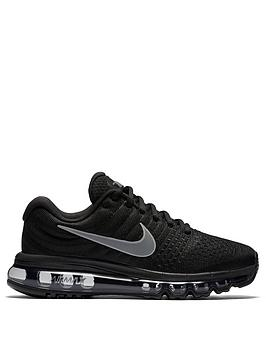 Nike Air Max 2017 - Black