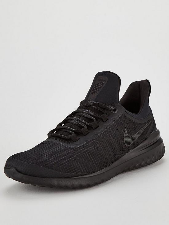 pretty nice 3b54f 166db Nike Renew Rival - Black