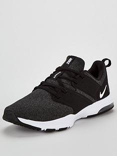 free shipping 6d683 5c689 Nike Air Bella TR - Black White